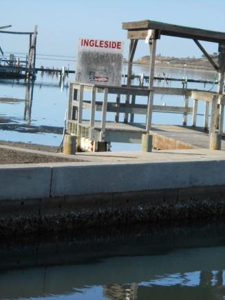 pier at Ingleside