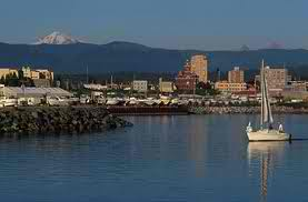harbor at Bellingham